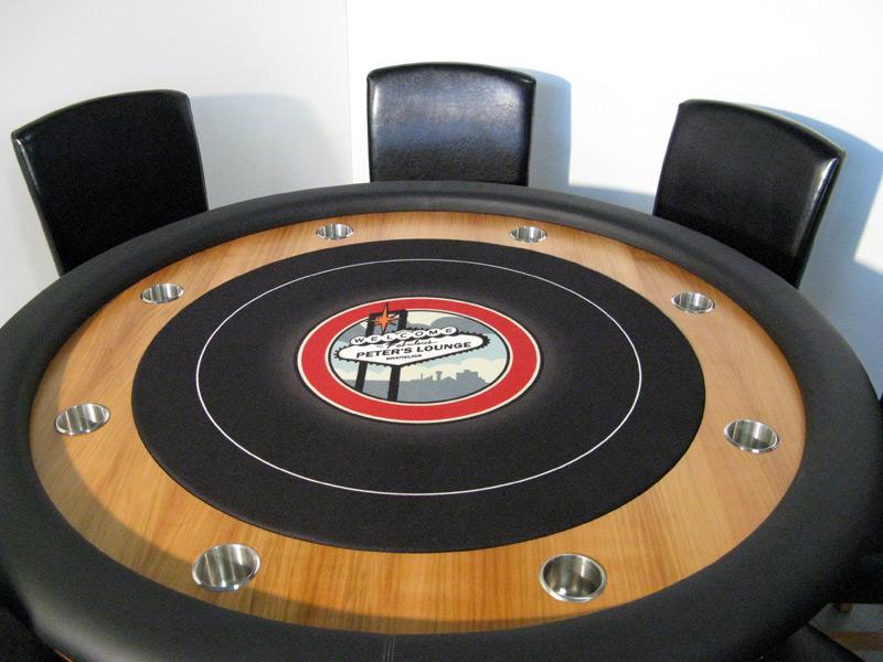 Elektronischer Pokertisch